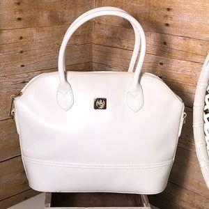 Liz Claiborne dome satchel LN